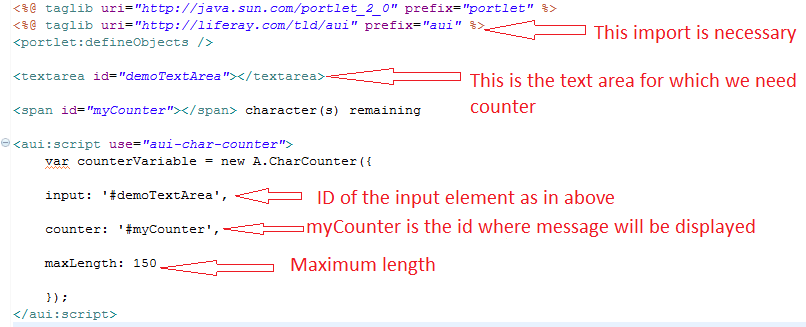 Alloy Character Counter Explanation