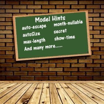 Model Hints