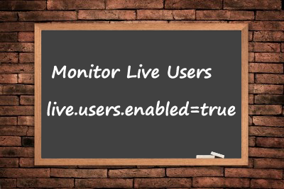 Liferay-Live-Users