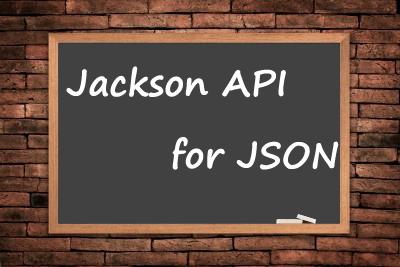 Jackson-API