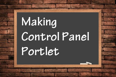 making-liferay-control-panel-portlet