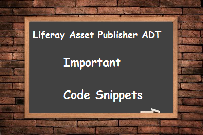 aseet-publisher-adt-code-snippets