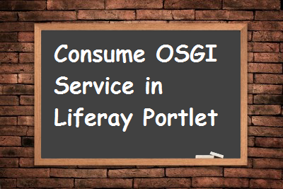 consume-osgi-service