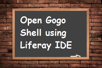 open-gogo-using-liferay-ide