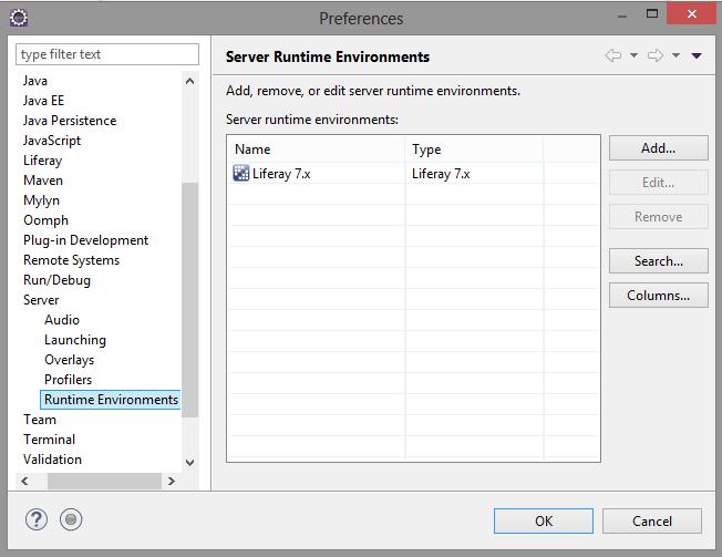 server-runtime